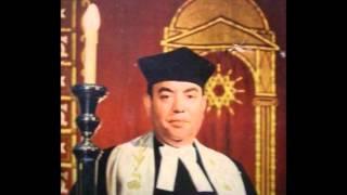 Oberkantor Estranga Nachama Hashem Moloch (L. Lewandowski)