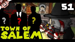 A Game of Steves (The Derp Crew: Town of Salem - Part 51)