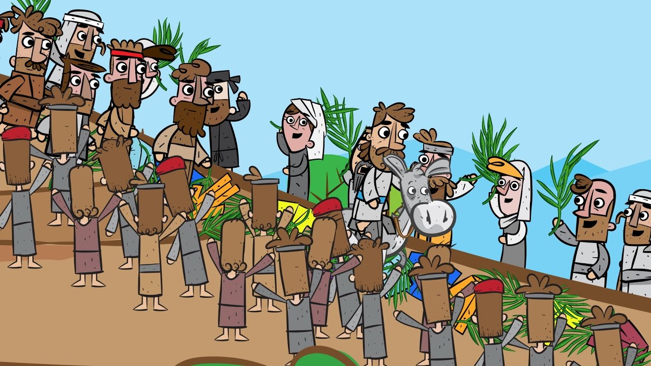 Palm Sunday- Youth and Children Lesson