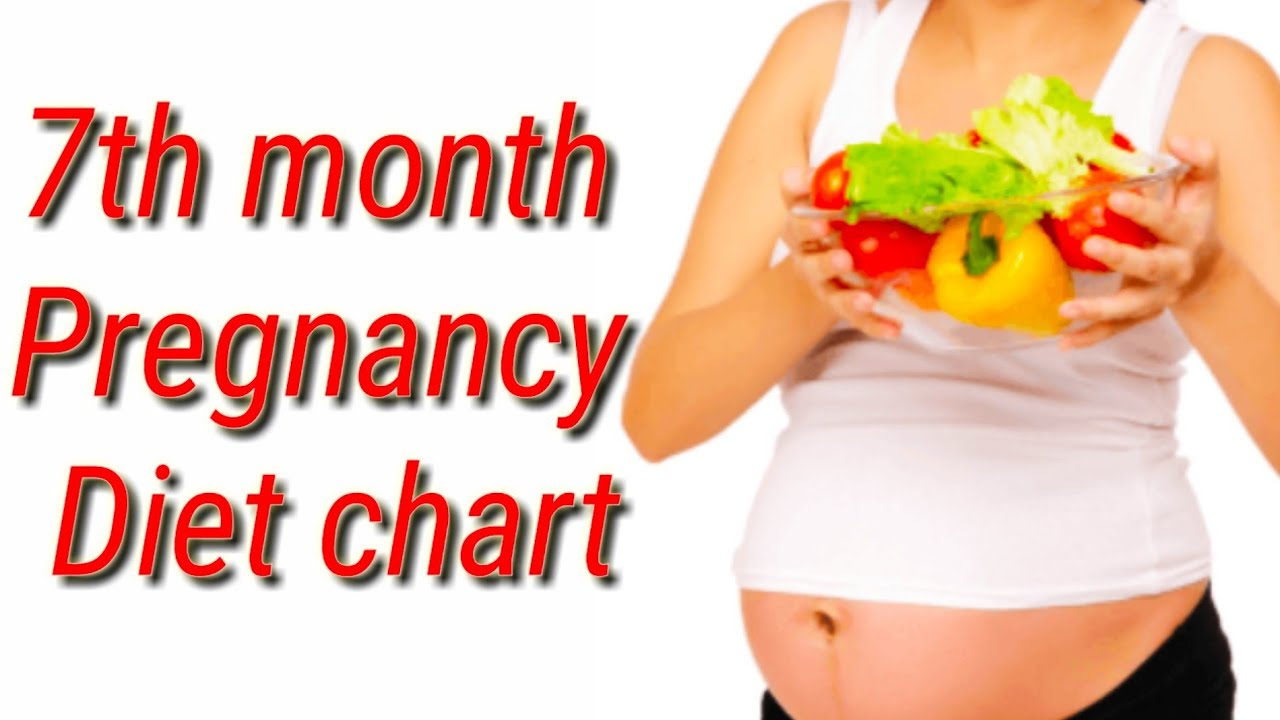 7th month of pregnancy diet