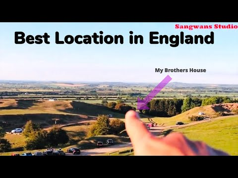 Best Location in England| Free Trip to England with Sangwan Family| Indian family Vlogs