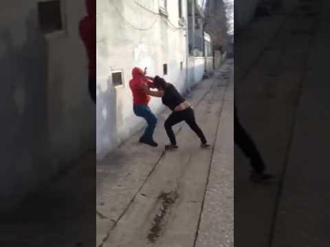 Girl brutality beaten gang beef part 2 😈😈😈😂😂 #REDDOT