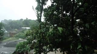 Typhoon Bopha - Bagyong Pablo (Bukidnon, Valencia City, Philippines)