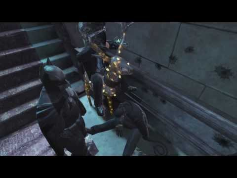 Batman Arkham Origins ::: Gotham Merchants Bank :: My First Ever Let's Play!