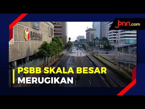 Jokowi: PSBB Lokal Secara Berulang Lebih Efektif