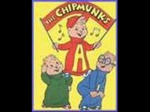 Alvin and the Chipmunks  Hula hoop