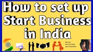 How American or American Company Can Setup Business in India