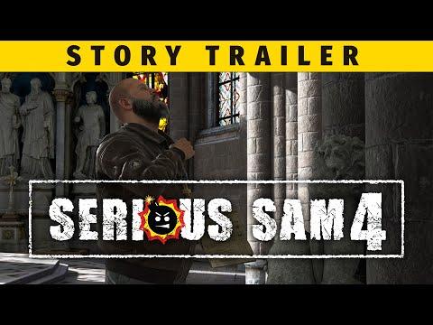 Serious Sam 4 - Story Trailer