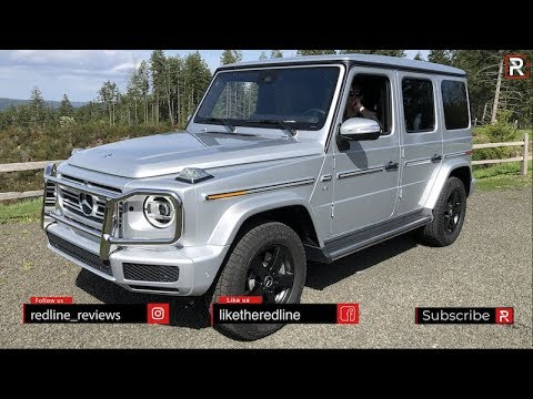 2019 Mercedes-Benz G550 – Old School, Done Right