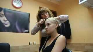 видео Вечерние макияж в СПб – салон «Эль Стиль»