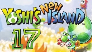 Let's Play Yoshi's New Island [Blind] - #17 - Melonen im Mund
