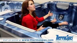 Massage WaveLounge Hot Tub and Spa ThermoSpas