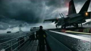 Repeat youtube video Battlefield 3 F18 Hornet Mission HD Full Mission