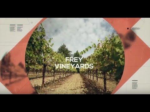 Frey Vineyards - America's First Biodynamic & Organic Winery