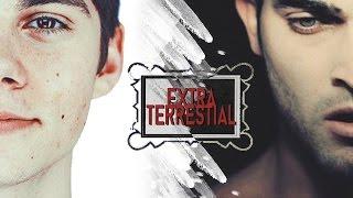 Derek & Stiles ※ Extraterrestial