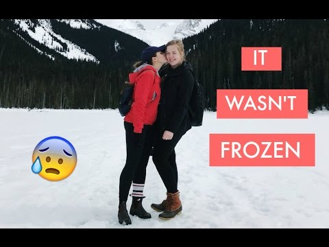 WE BOTH FELL THROUGH THE ICE! | Willow Faith