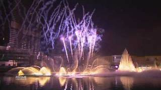 Burj Khalifa Show [full version] HD