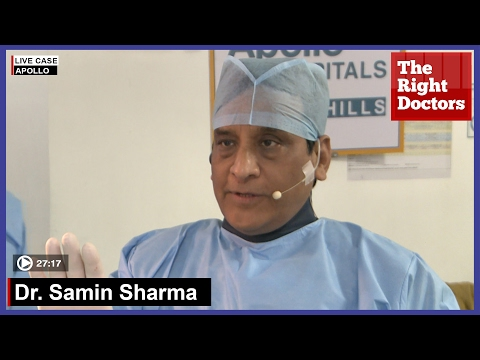 LAD Bifurcation Lesion From Mount Sinai-New York: Dr. Samin Sharma Live Surgery