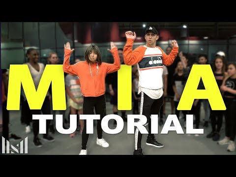 MIA - Bad Bunny & Drake Dance Tutorial | Matt Steffanina & Bailey Sok