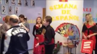 В Городской Ломоносовской школе стартовала Неделя испанского языка