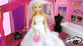 Miraculous Chloe Bourgeois Wedding dress Aventures Miraculous Le Mariage de Chloé Robe de mariée