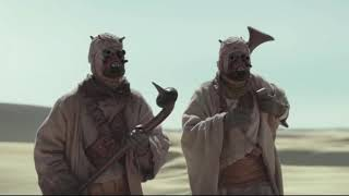 How Tusken Raiders Looks Without Mask In The Mandalorian In Hindi Youtube