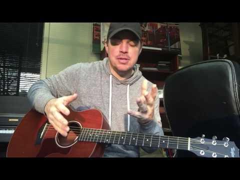 O Come to the Altar | Beginner Guitar Lesson | Matt McCoy