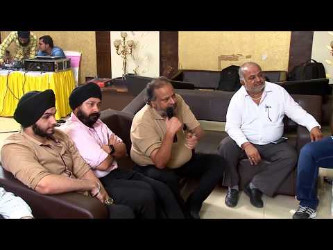 Mega Meet Mumbai Crane Owners Meeting 26-09-17 Part 1-Crane
