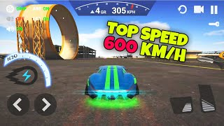 Ultimate Car Driving Simulator - FASTEST CAR - MOD/Unlimited Money Glitch - Android Game #28 screenshot 2