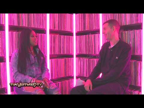 Trina Talks About Lil Wayne, French Montana & Khloe Kardashian With Tim WestwoodTv