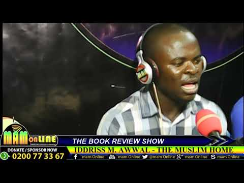 THE MUSLIM HOME    EPSD 2   THE BOOK REVIEW SHOW  ABDUL AZIZ ISHAK