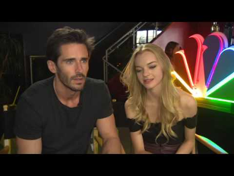 DAYS OF OUR LIVES FAN EVENT Brandon Beemer & Olivia Rose Keegan 16x9