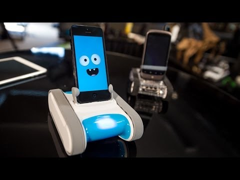 Show and Tell: Romo 2.0 Telepresence Robot
