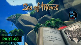 SEA OF THIEVES | ART OF THE TRICKSTER TALL TALE#1, TRYING TO FIND THE HIDDEN PUZZLE PIECES