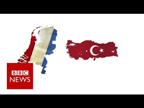 Thumbnail: Turkey and the Netherlands: Why the falling out? BBC News