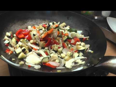 Jak zrobić smażony ryż na ostro