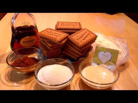 Пирожное «Картошка» со сгущенкой – рецепт по ГОСТу