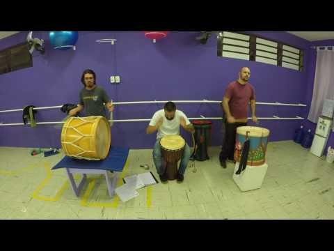 Aztec Drum of War 01 (trecho final)