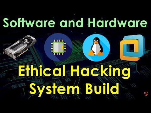 [HINDI] Software And Hardware Requirements For Hacking | Ethical Hacking System Build Specifications