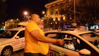 Tigan prins in trafic cu masina radiata in Italia