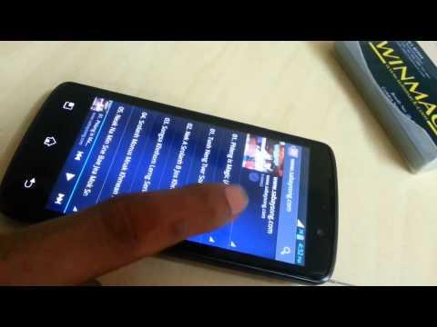 LG Optimus LTE Model LG SU640 Korean