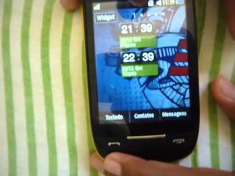 Tutorial do Samsung Corby II