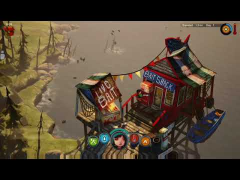 The Flame in The Flood ep 1 |