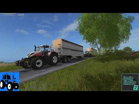 Lets Play Farming Simulator 2017 Norsk Bjornholm Episode 16