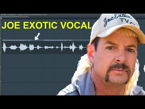 """Joe Exotic """"Carole Baskin Song"""" – Tiger King Tik Tok Song"""