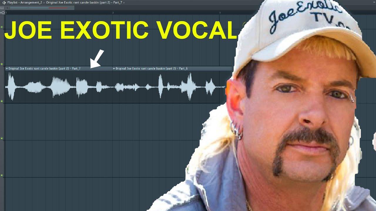 Joe Exotic Carole Baskin Song Tiger King Tik Tok Song Youtube