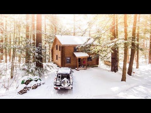 Fairytale Log Cabin Adventure