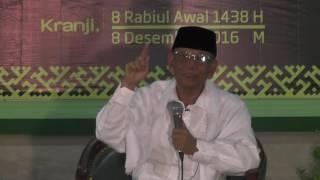 K.H HASYIM MUZADI-mauidhoh Hasanah-2016