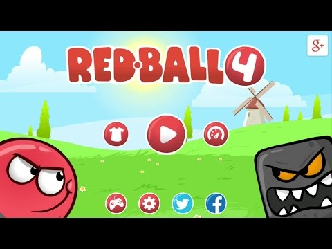 Red Ball 4 Android Gameplay