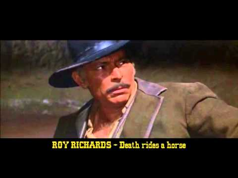 ROY RICHARDS - Death Rides A Horse